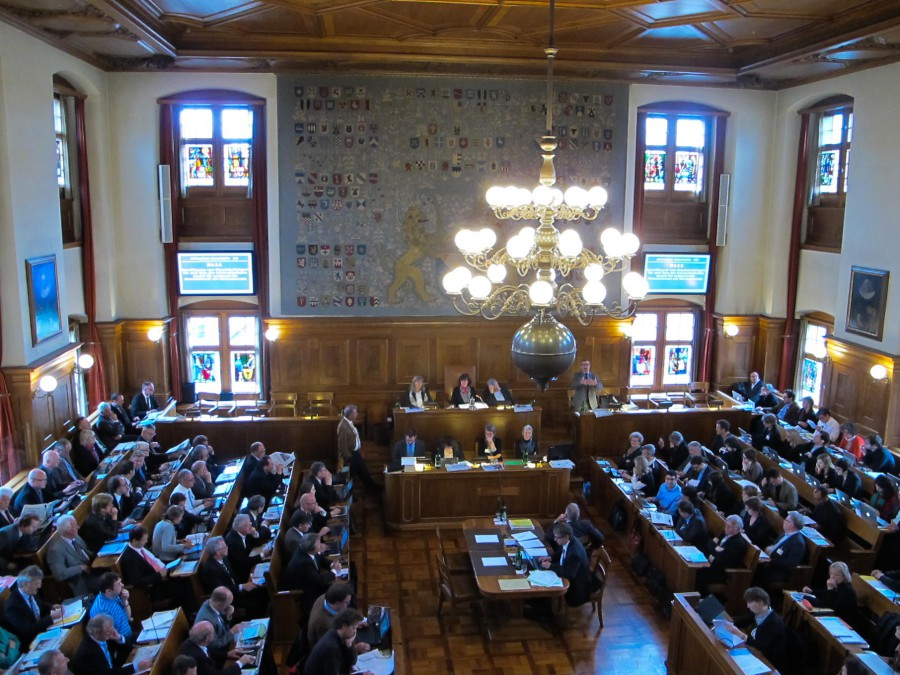 Beratung des Kantonsrates