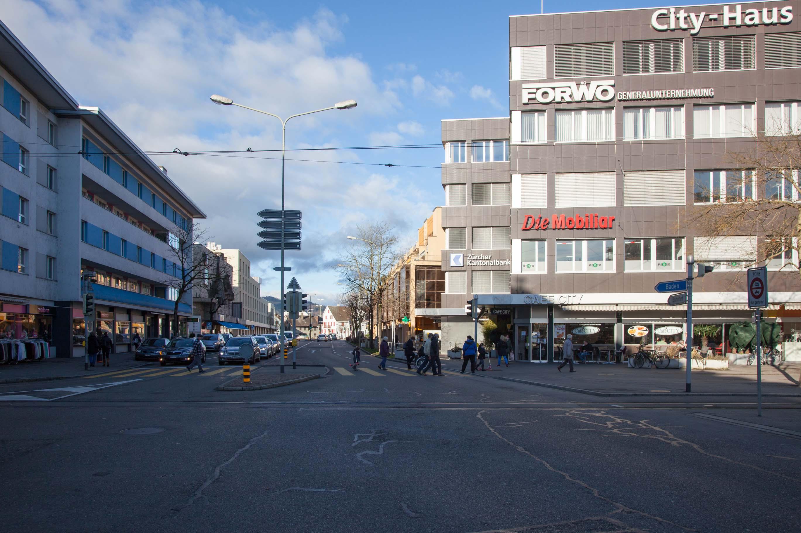 Zentralstrasse Dietikon