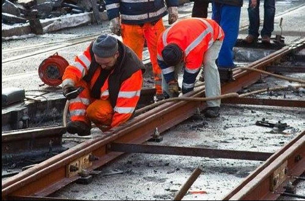 Schienenbau