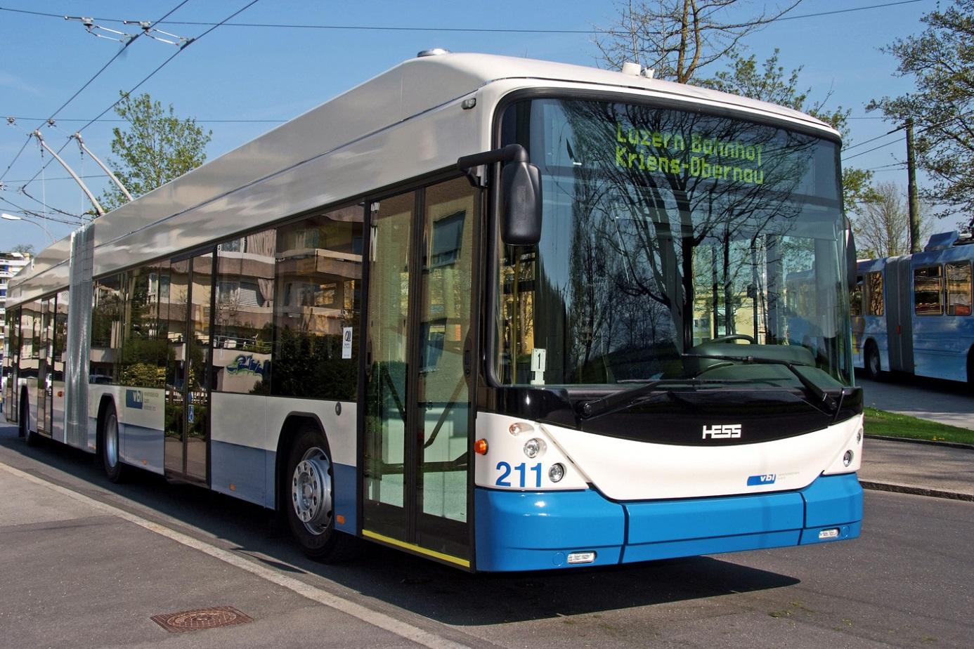 Luzern Trolley