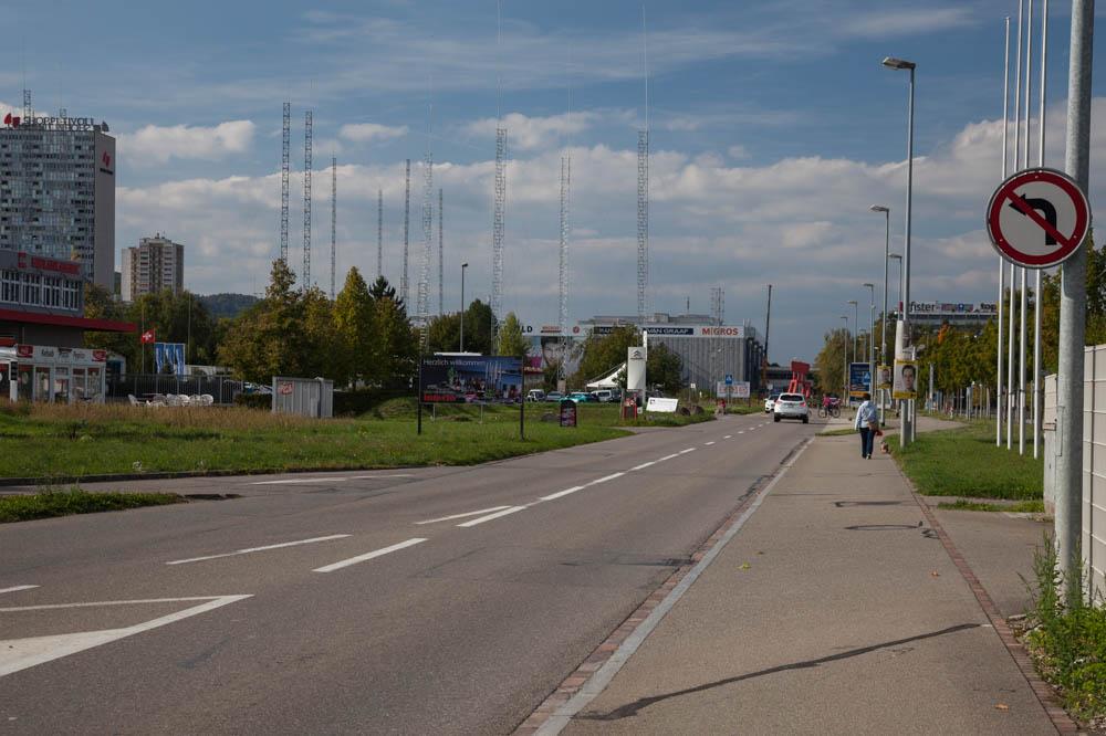 Bauprojekt Spreitenbach
