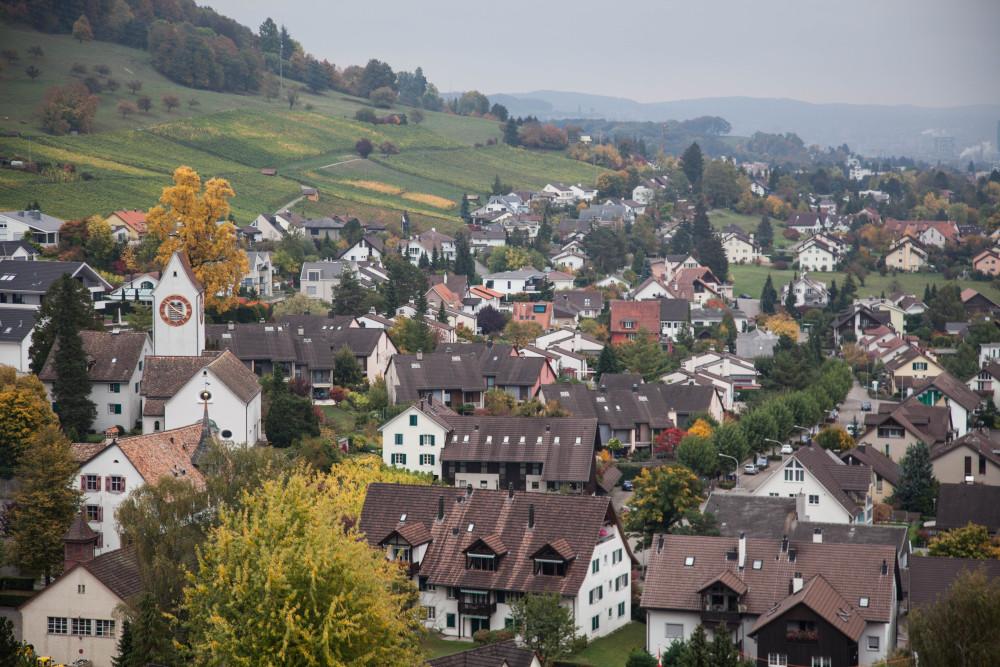 Bauerndorf Weiningen