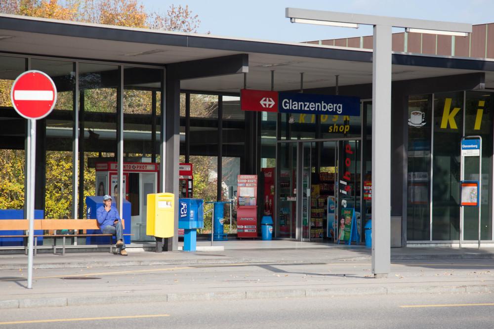 Bahnhof Glanzenberg